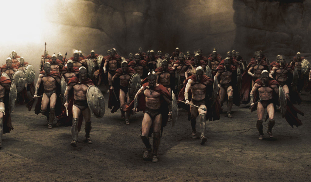 8 Reasons Why It Wasn't Easy Being Spartan – SpartanCarton