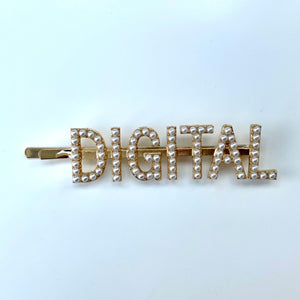 DIGITAL Hair Pin