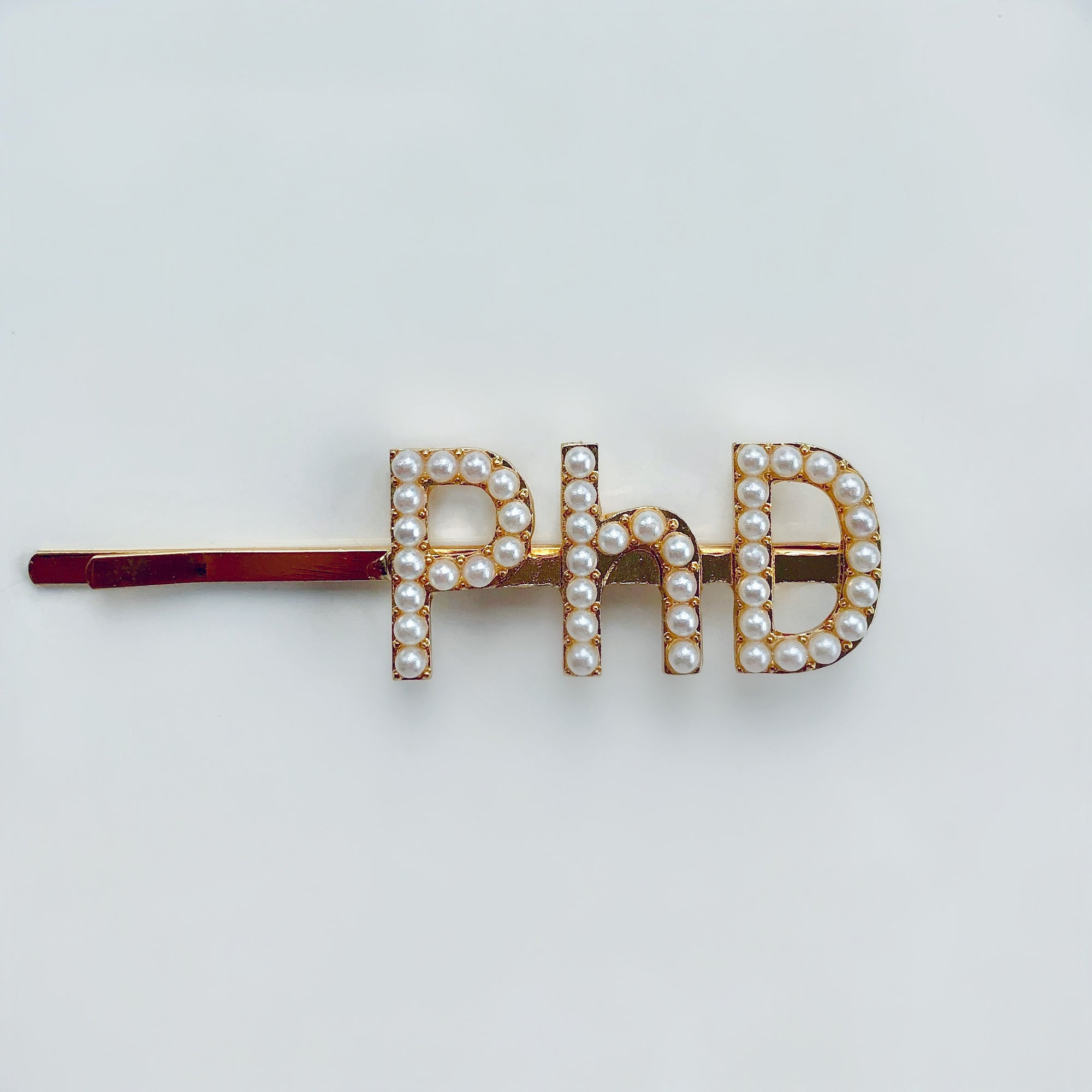 PhD Hair Pin