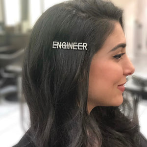 Engineer barrette