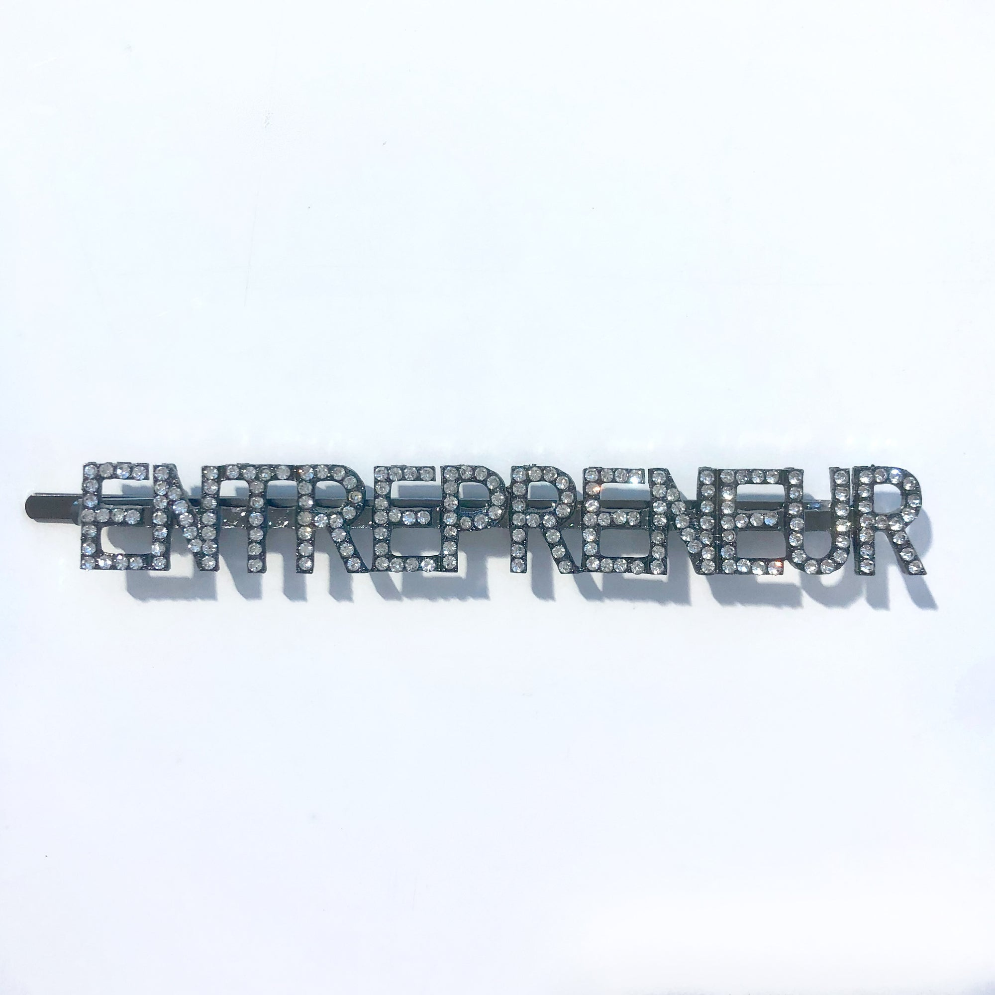 ENTREPRENEUR Hair Pin