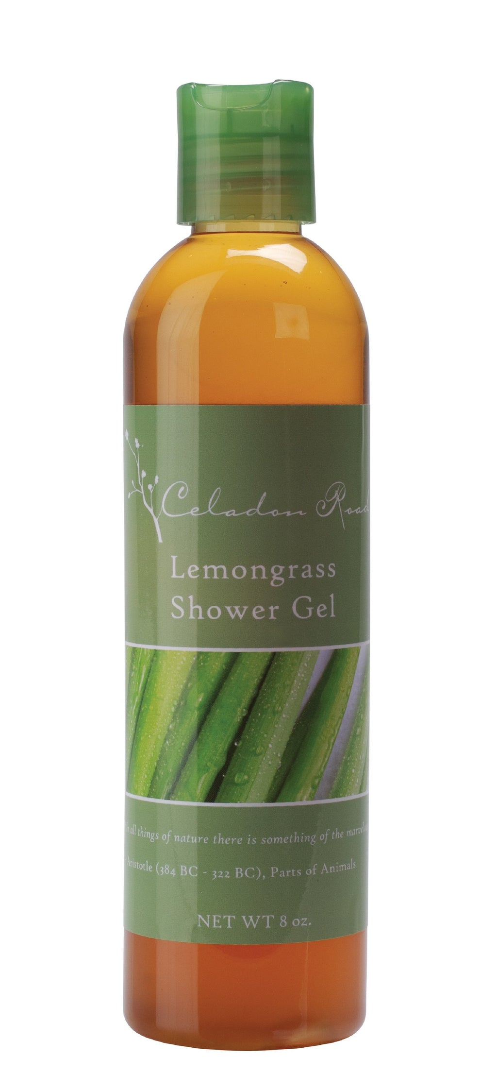 Lemongrass Shower Gel- Celadon Road- www.celadonroad.com