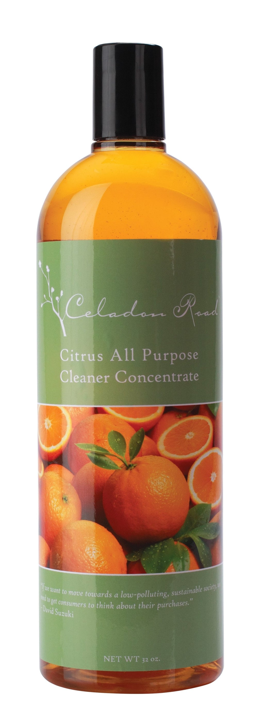Citrus All Purpose Cleaner Concentrate- Celadon Road- www.celadonroad.com