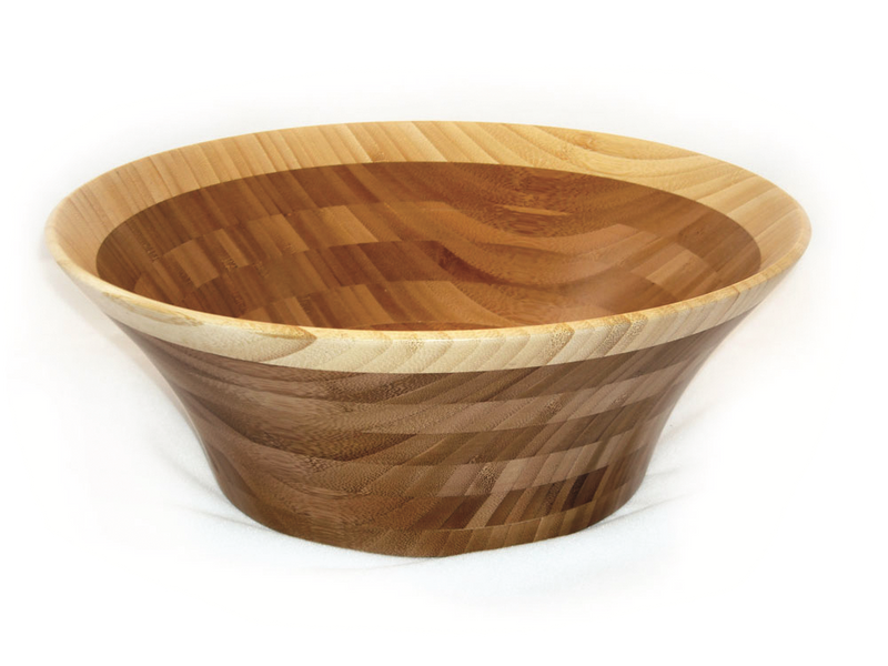 Beautiful Bamboo Serving Bowl- Celadon Road- www.celadonroad.com