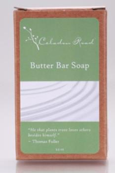 Butter Bar Soap Celadon Road- www.celadonroad.com