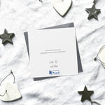 Amsterdam 'Snow around the globe' Christmas cards | ink & white