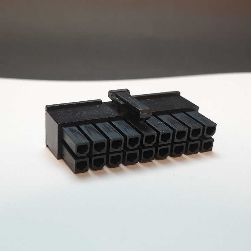 18 Pin ATX Connector (Female Terminal)