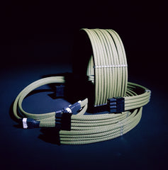 Full Set of Sleeved Cables - Single Colour