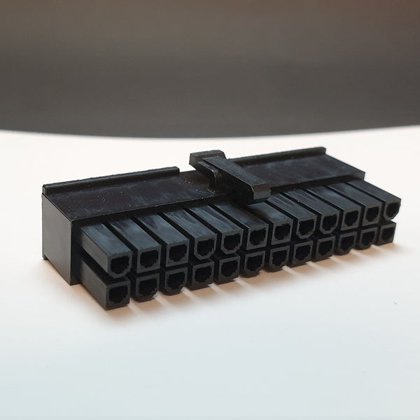 24 Pin Male ATX Connector (Female Terminal)