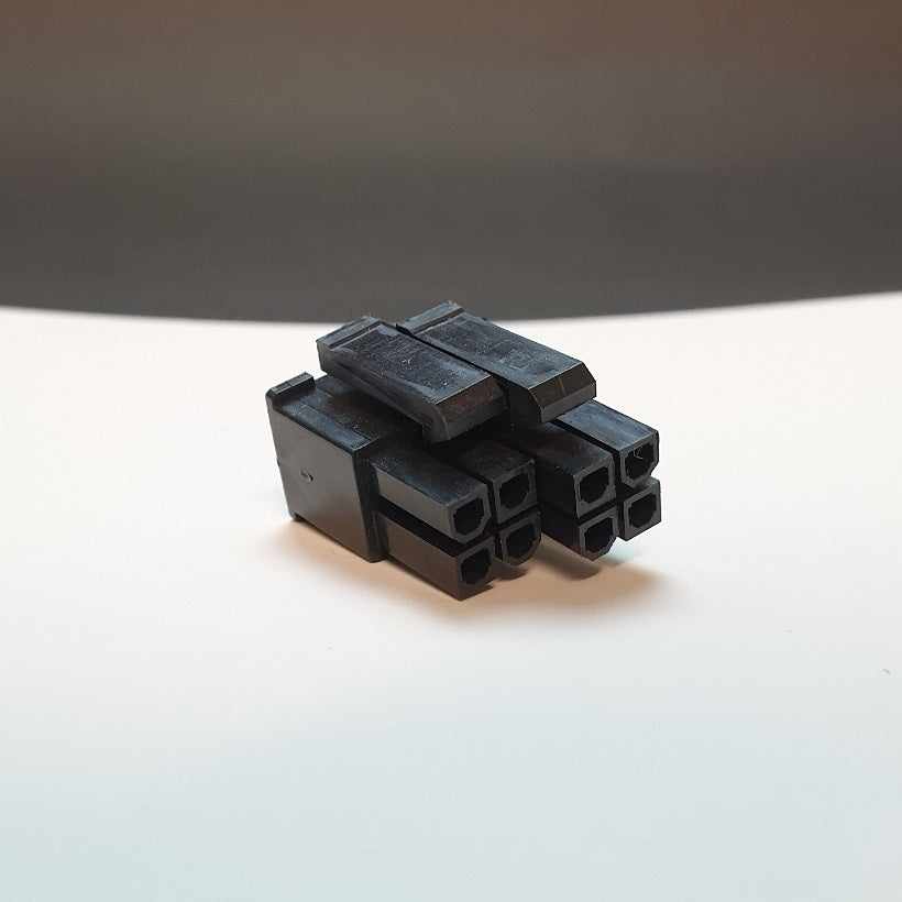 4+4 Pin Male CPU/EPS Connector (Female Terminal)