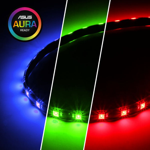 Bitfenix Alchemy 3.0 Magnetic Addressable RGB LED Strip + Control Box - 60cm