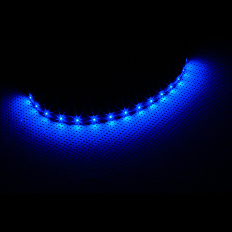 Lamptron FlexLight Professional - 15 LEDs - Ice Blue