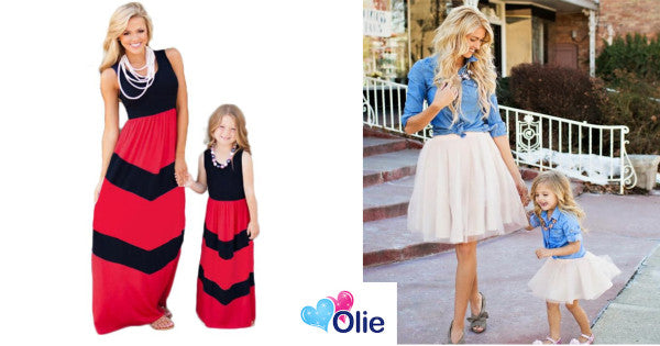 Mommy and Me Dresses!