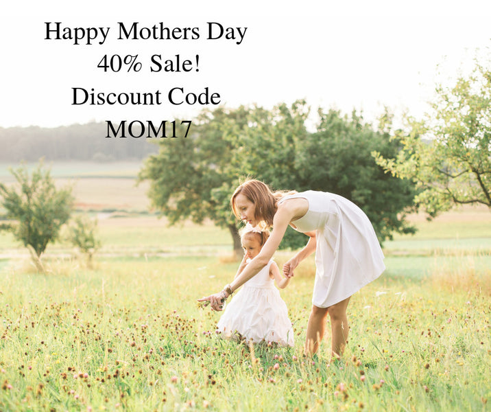 Happy Mothers Day 2017 Flash Sale!