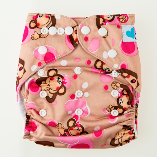 Olie Cloth Diaper