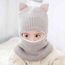 Kids Fleece Balaclava Hat