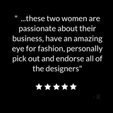 ATELIER957 5-star review: these two women are passionate about their business, have an amazing eye for fashion, personally pick out and endorse all of their designers | Upscale women's fashion boutique in St. Paul Minnesota