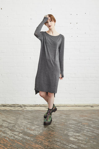 NY 77 Design Silver Tunic - 0 - | ATELIER957 | shop sale items from hand-picked, statement clothing, shoe, and accessory collections up to 70 percent off
