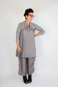 Skif International Grey Robyne Dress | ATELIER957