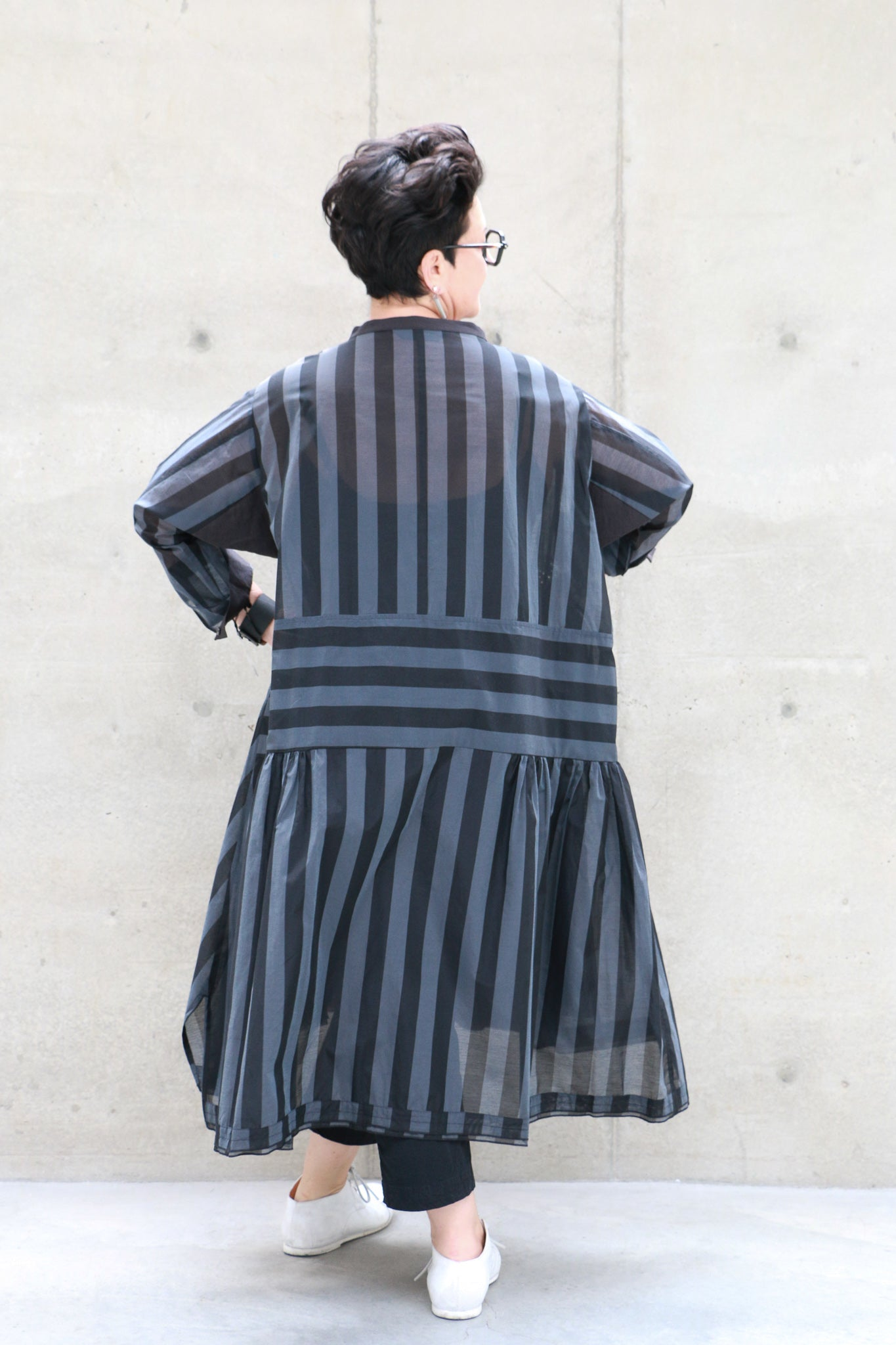 Rundholz Black Label Signature Black Skirt | ATELIER957