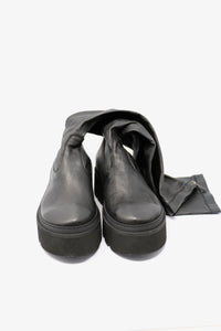 Ferri Sao Paulo Silver Buckle Shoes | ATLIER957