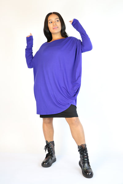 Maks Design Twisted Circle Tunic | ATELIER957