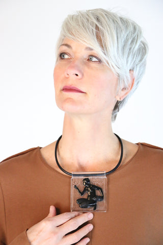 Phyllis Clark Designs Handmade Nymph Necklace | ATELIER957