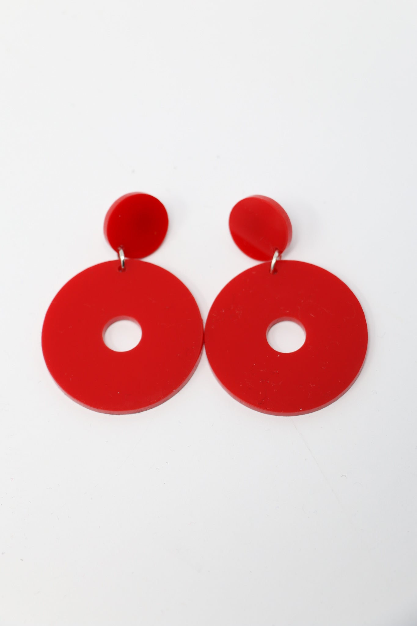 Takara Circle Dangle Earrings | ATELIER957