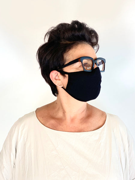 The NY 77 Design Reusable Lined Cotton Face Mask | ATELIER957