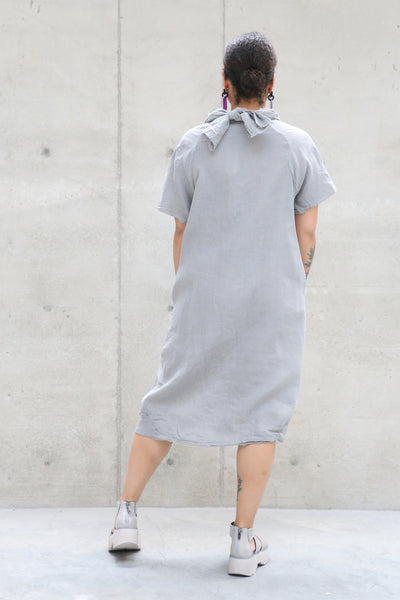 Rundholz Black Label Gray Straight Leg Pants | ATELIER957