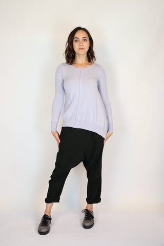 NY 77 Design Asymmetrical Sweater | ATELIER957