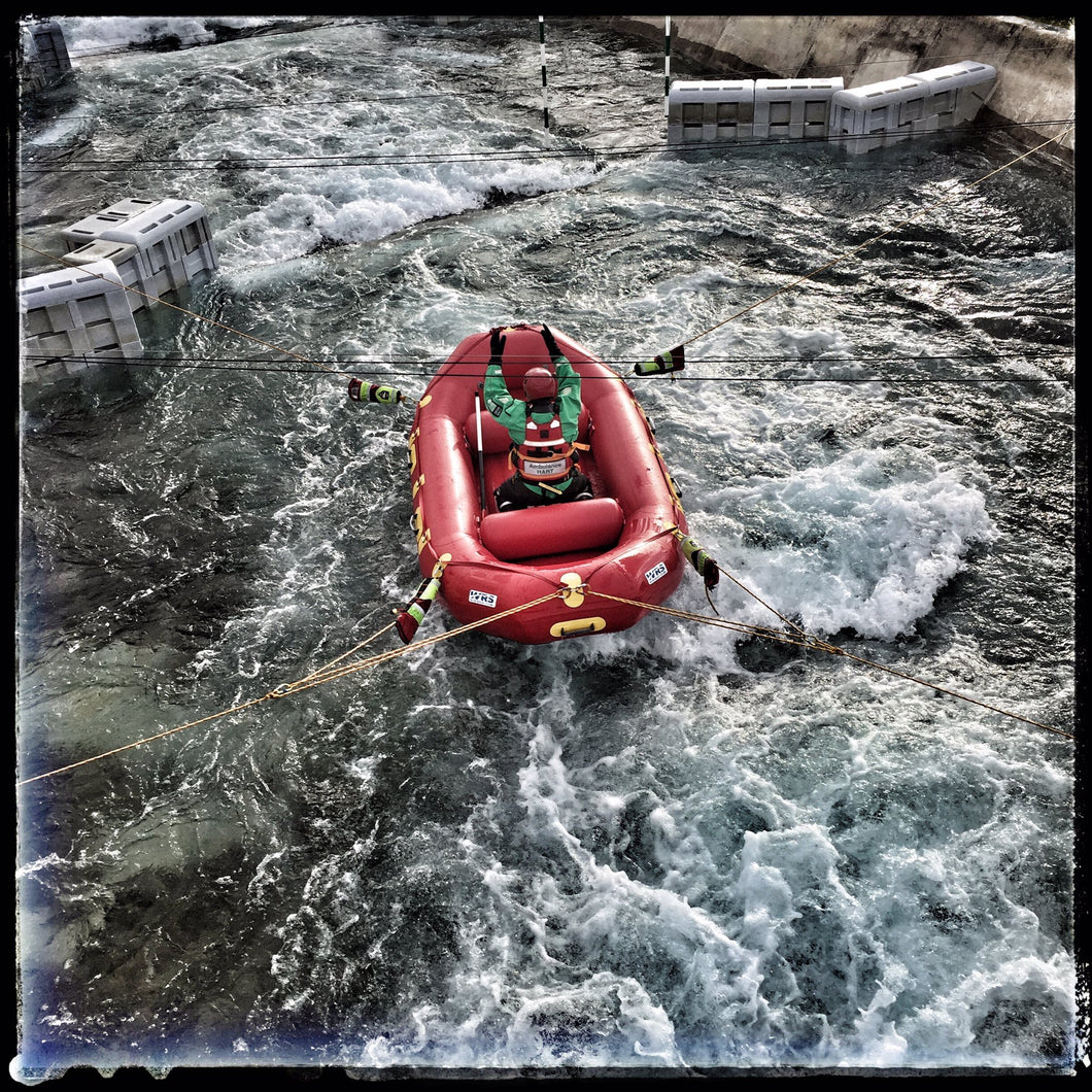 Water Rescue Raft -3 6m – Water Rescue Systems