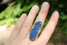 Blue Agate Beauty