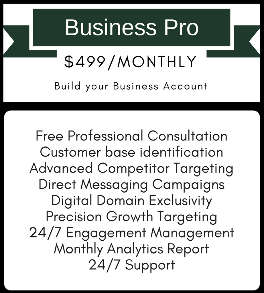 Business Pro Plan (New!)