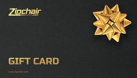 ZipChair Gift Card
