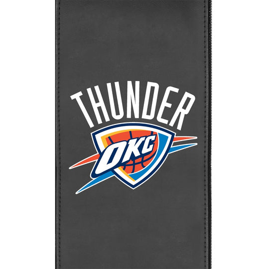 Oklahoma City Thunder Logo Panel