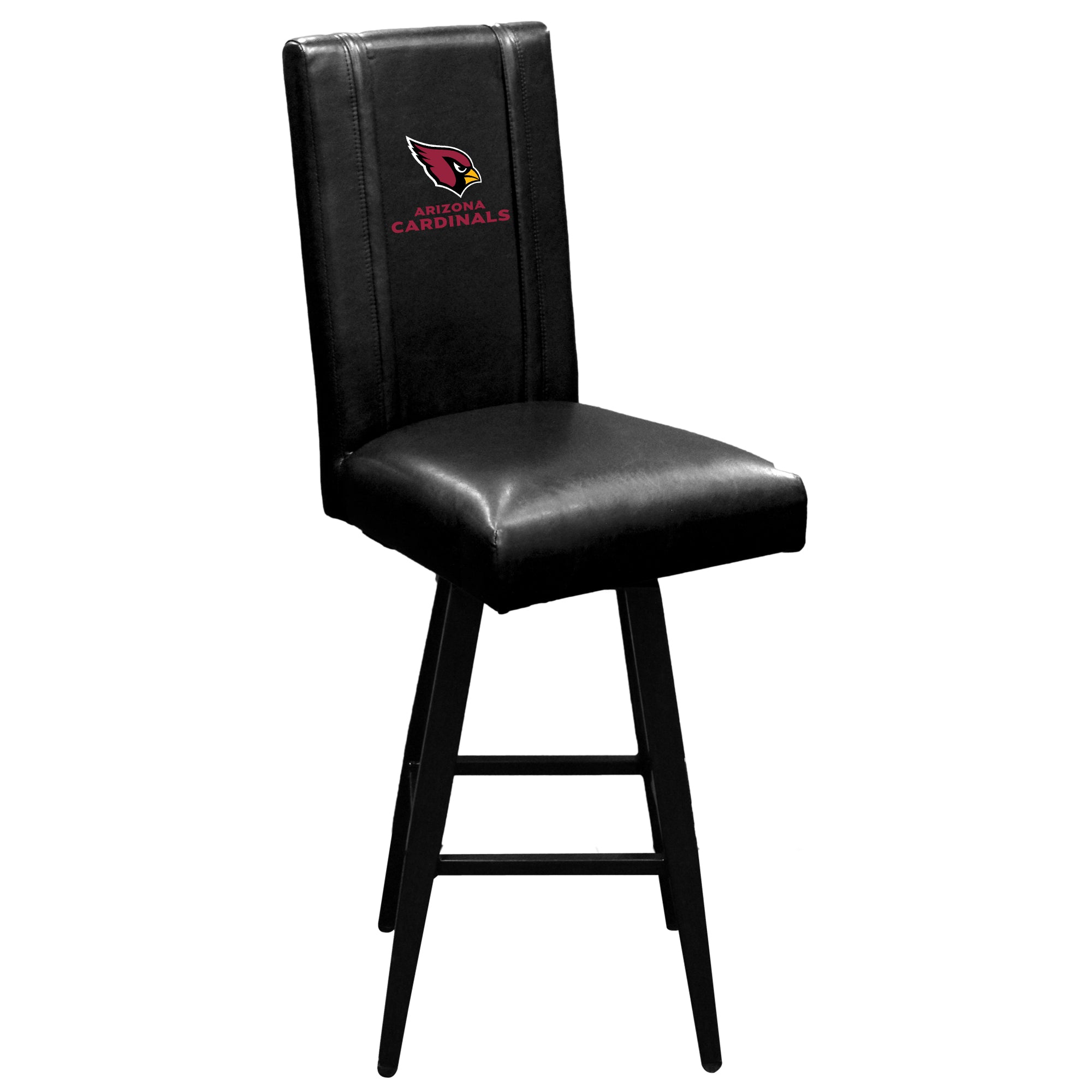 Swivel Bar Stool 2000 with Arizona Cardinals Secondary Logo