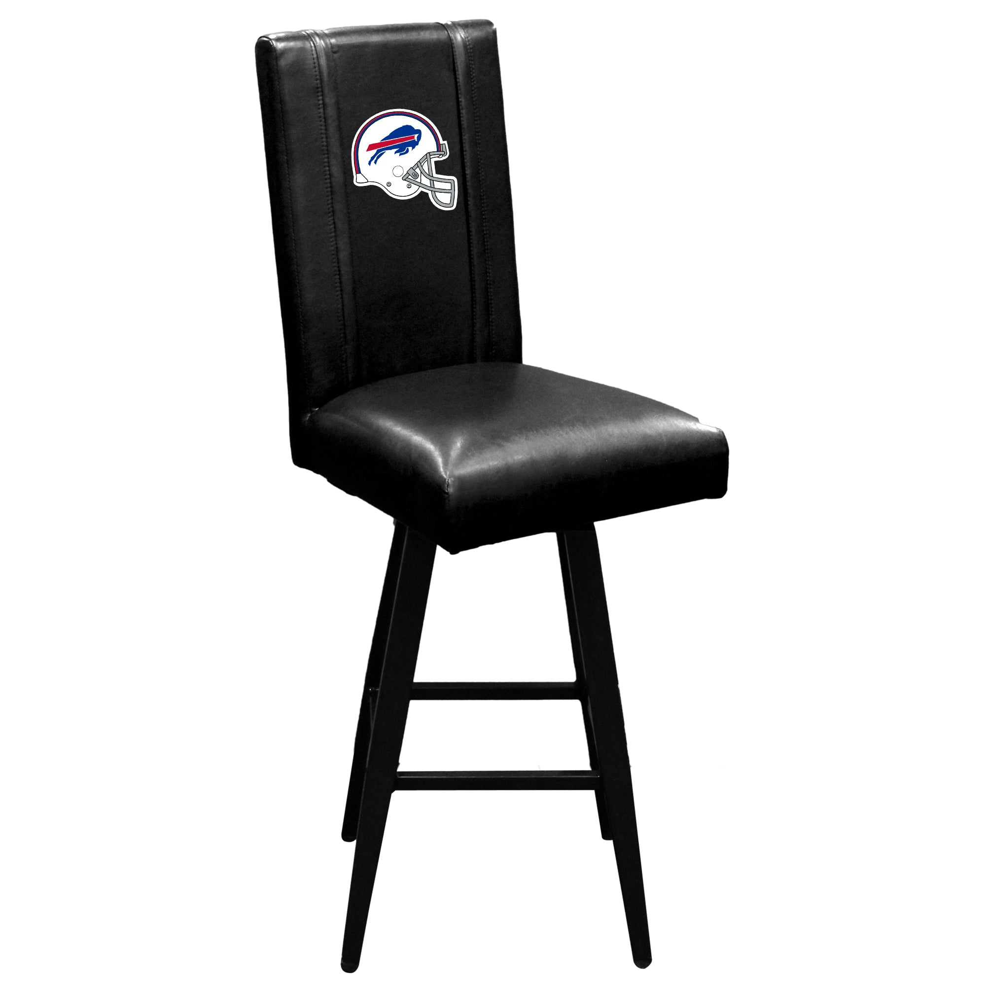Swivel Bar Stool 2000 with  Buffalo Bills Helmet Logo