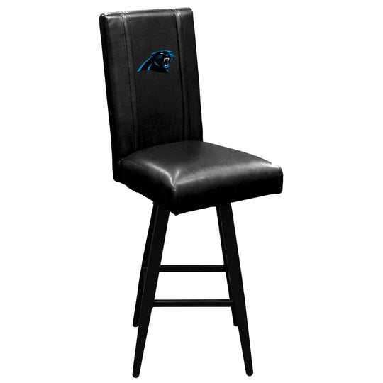 Swivel Bar Stool 2000 with  Carolina Panthers Primary Logo