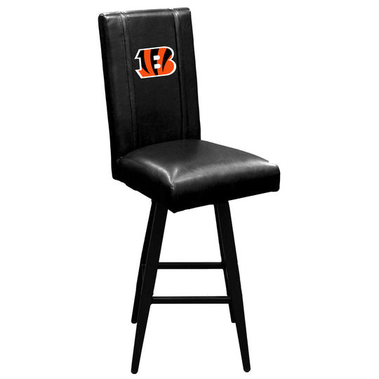 Swivel Bar Stool 2000 with  Cincinnati Bengals Primary Logo