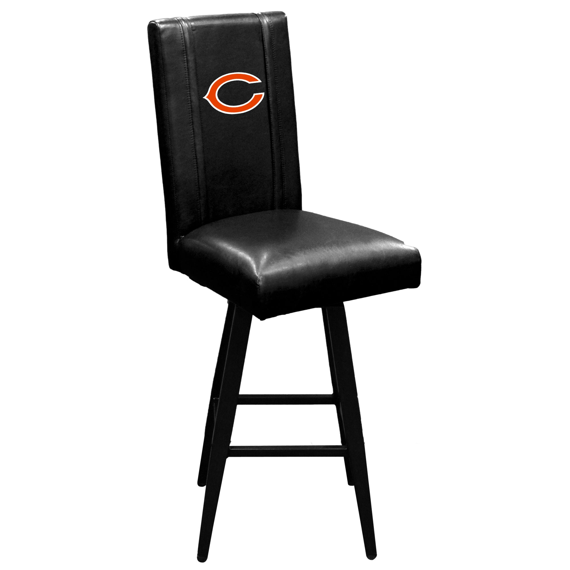 Swivel Bar Stool 2000 with  Chicago Bears Primary Logo