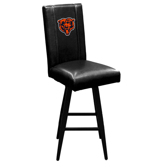 Swivel Bar Stool 2000 with  Chicago Bears Secondary Logo