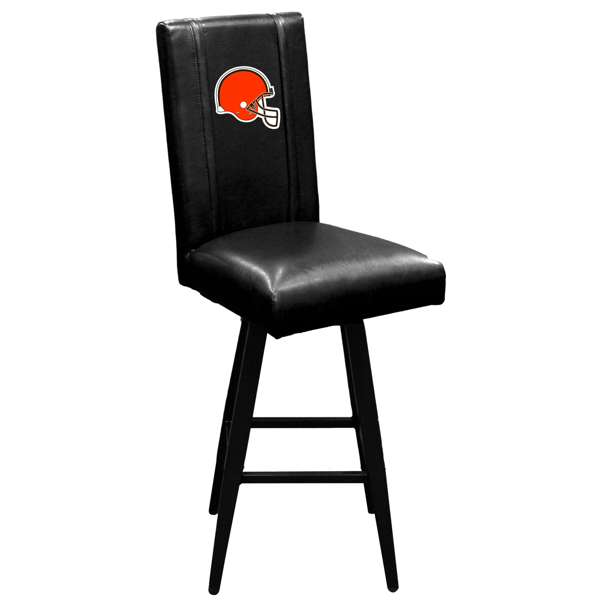 Swivel Bar Stool 2000 with  Cleveland Browns Helmet Logo