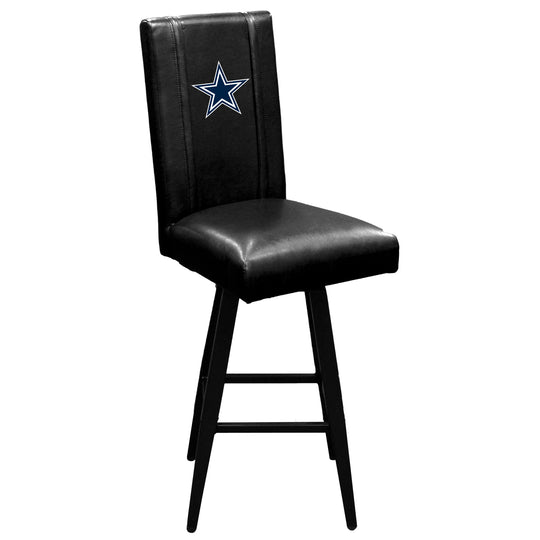 Swivel Bar Stool 2000 with  Dallas Cowboys Primary Logo