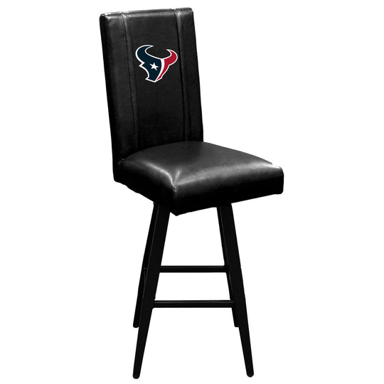 Swivel Bar Stool 2000 with  Houston Texans Primary Logo