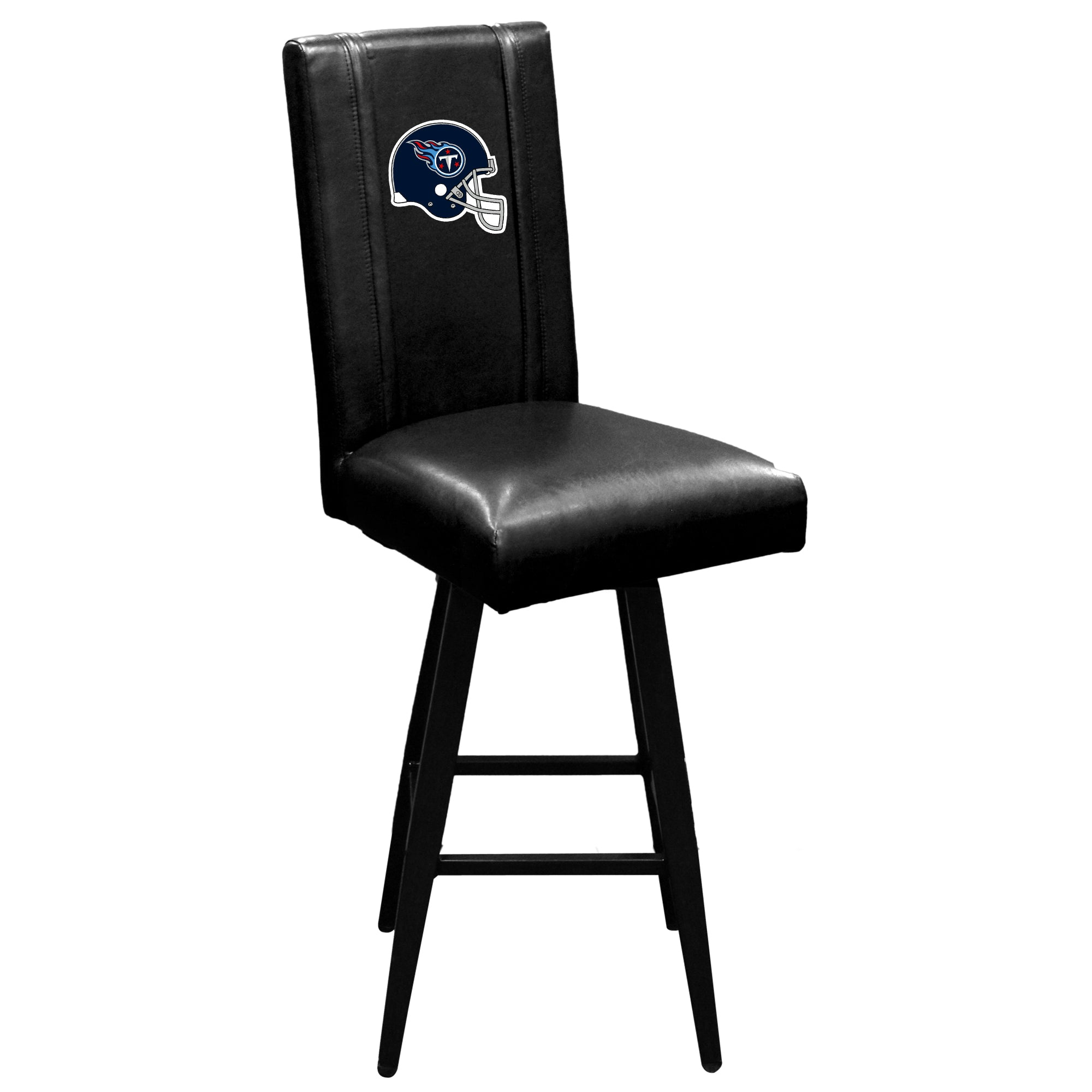 Swivel Bar Stool 2000 with  Tennessee Titans Helmet Logo