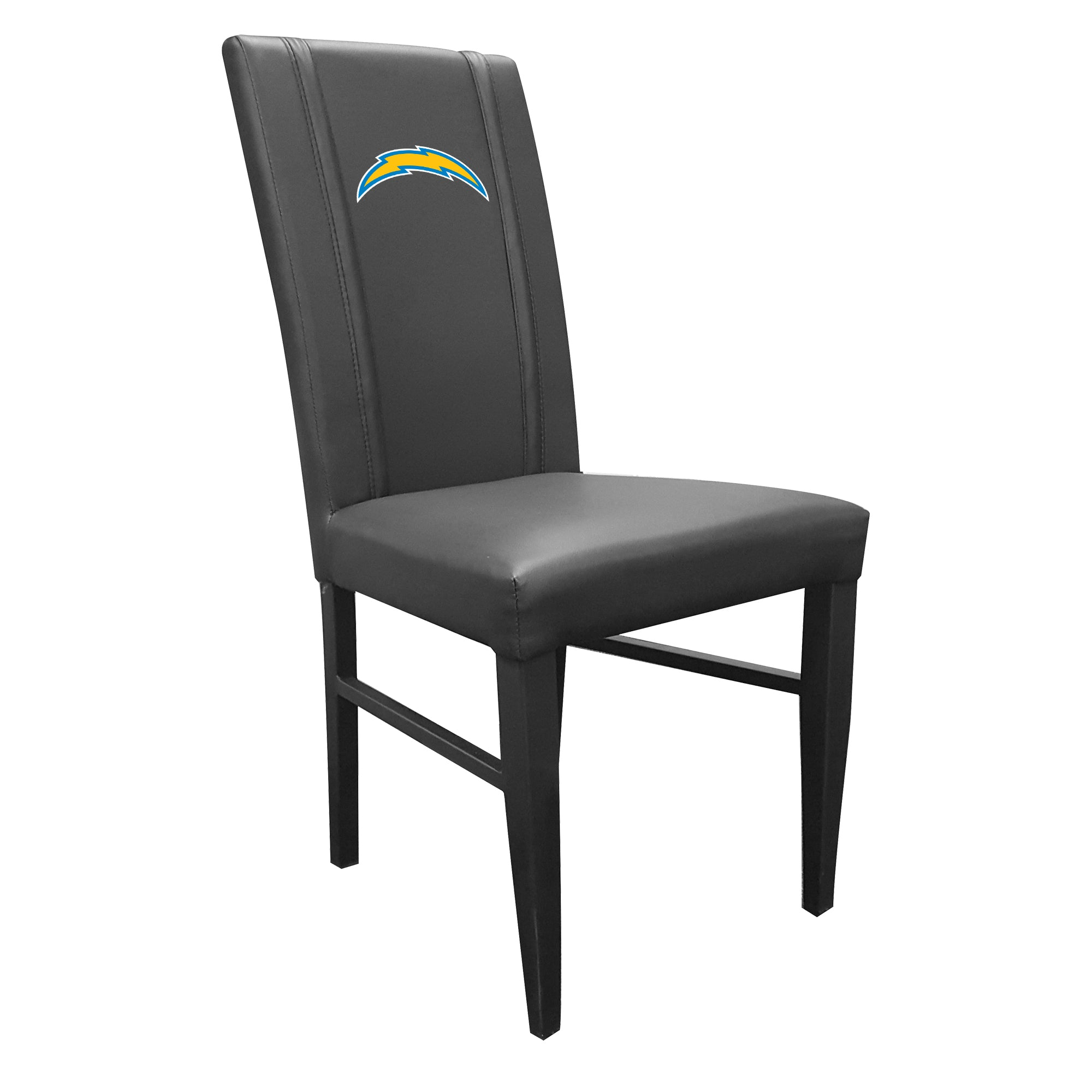 Side Chair 2000 with  Los Angeles Chargers Primary Logo Set of 2
