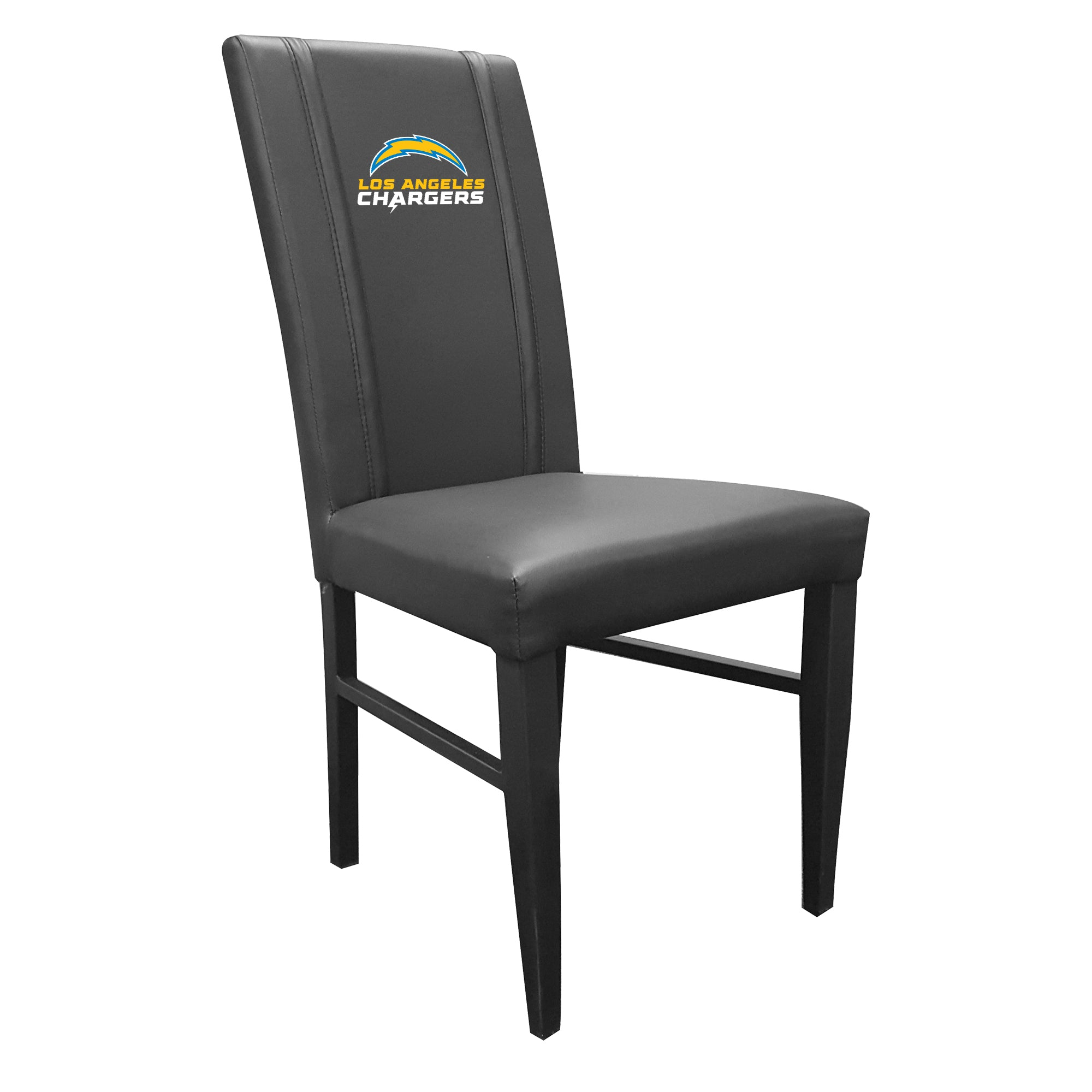 Side Chair 2000 with  Los Angeles Chargers Secondary Logo Set of 2