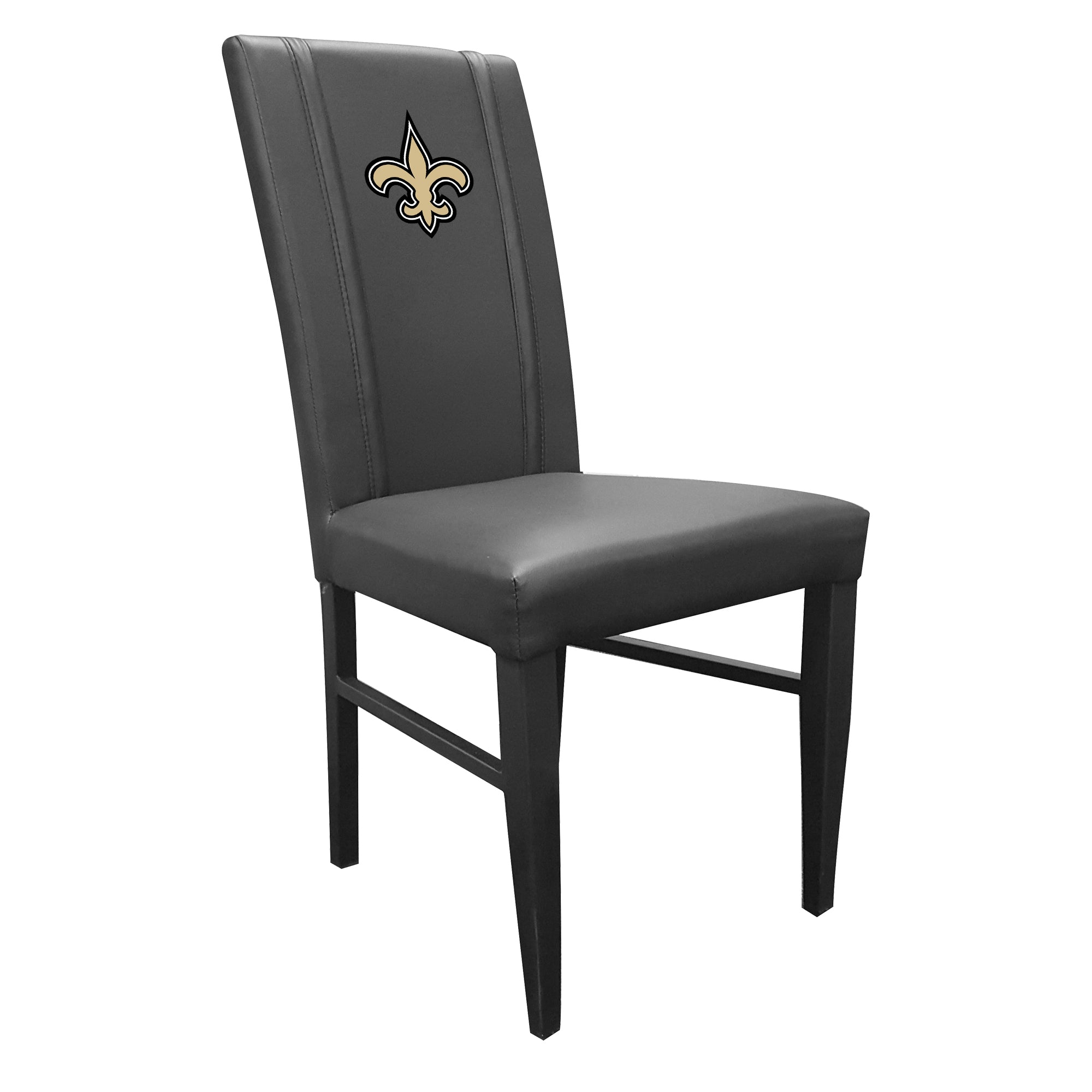 Side Chair 2000 with  New Orleans Saints Primary Logo