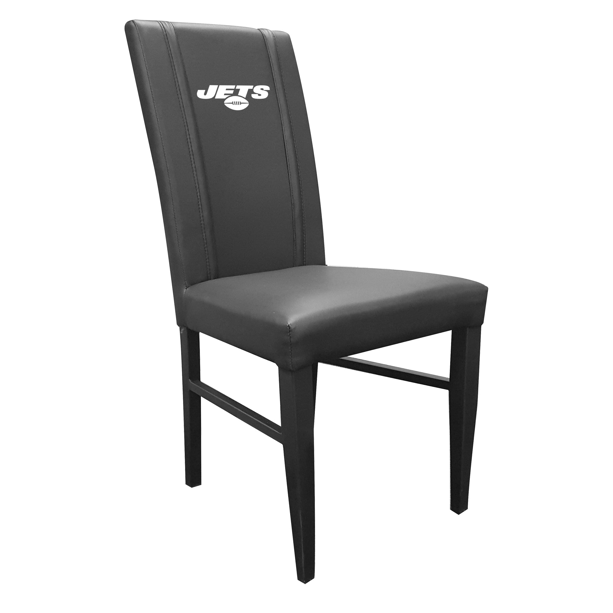 Side Chair 2000 with  New York Jets Secondary Logo Set of 2